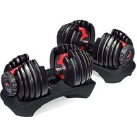 Deals on Bowflex SelectTech 552 Adjustable Dumbbells ST552