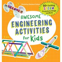 Deals on Awesome Steam Activities for Kids: 50+ Exciting STEAM Projects