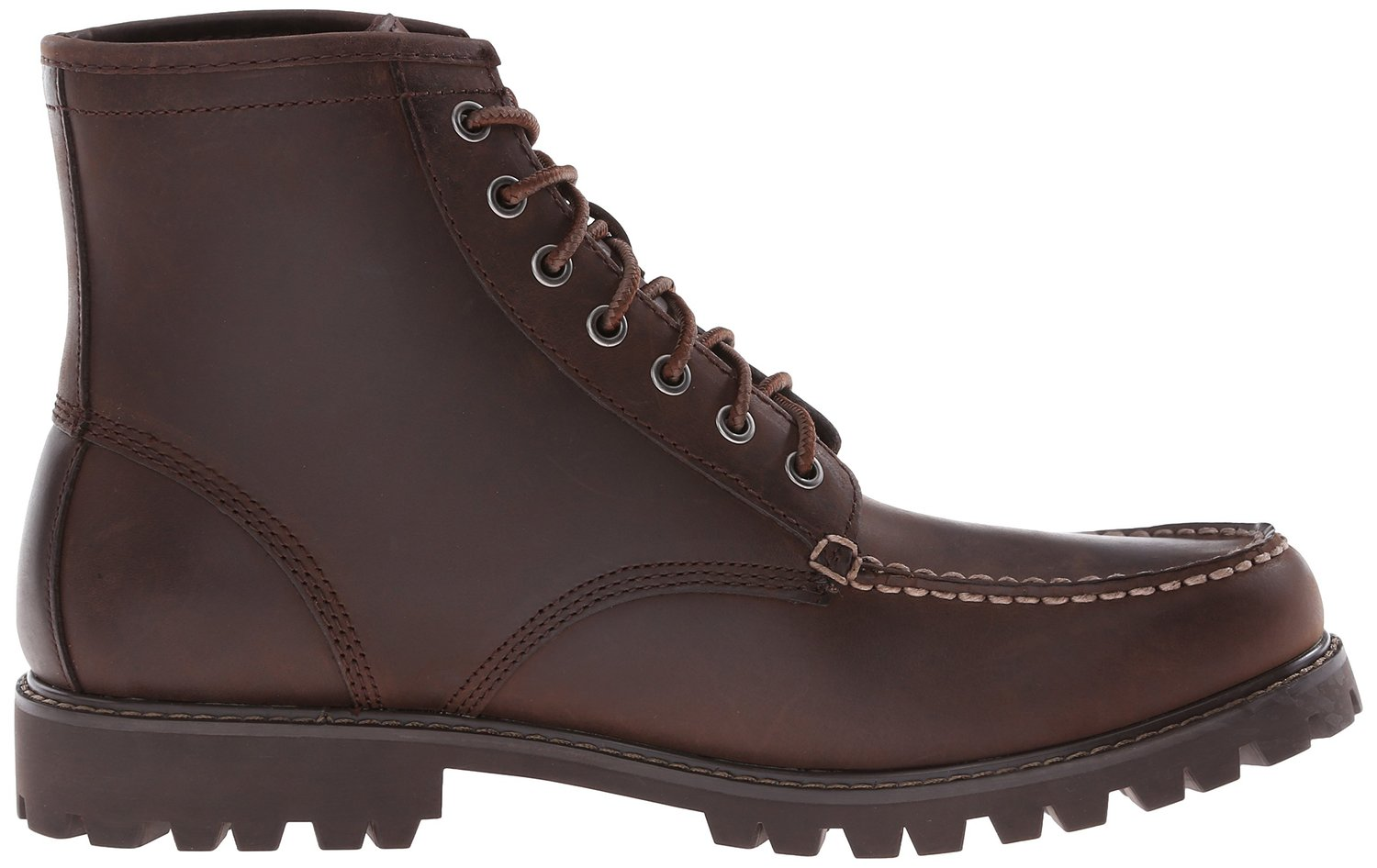 Eastland Men Lucas Moc Toe Boots by Eastland Shoe