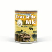 Taste of the Wild High Prairie Grain-Free Wet Canned Dog Food with Roasted Bison & Venison 13.2oz, Case of 12