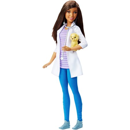 Barbie Careers Pet Vet Nikki Doll