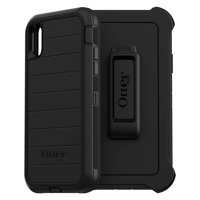 OtterBox Defender Series Pro Case for iPhone XR, Black