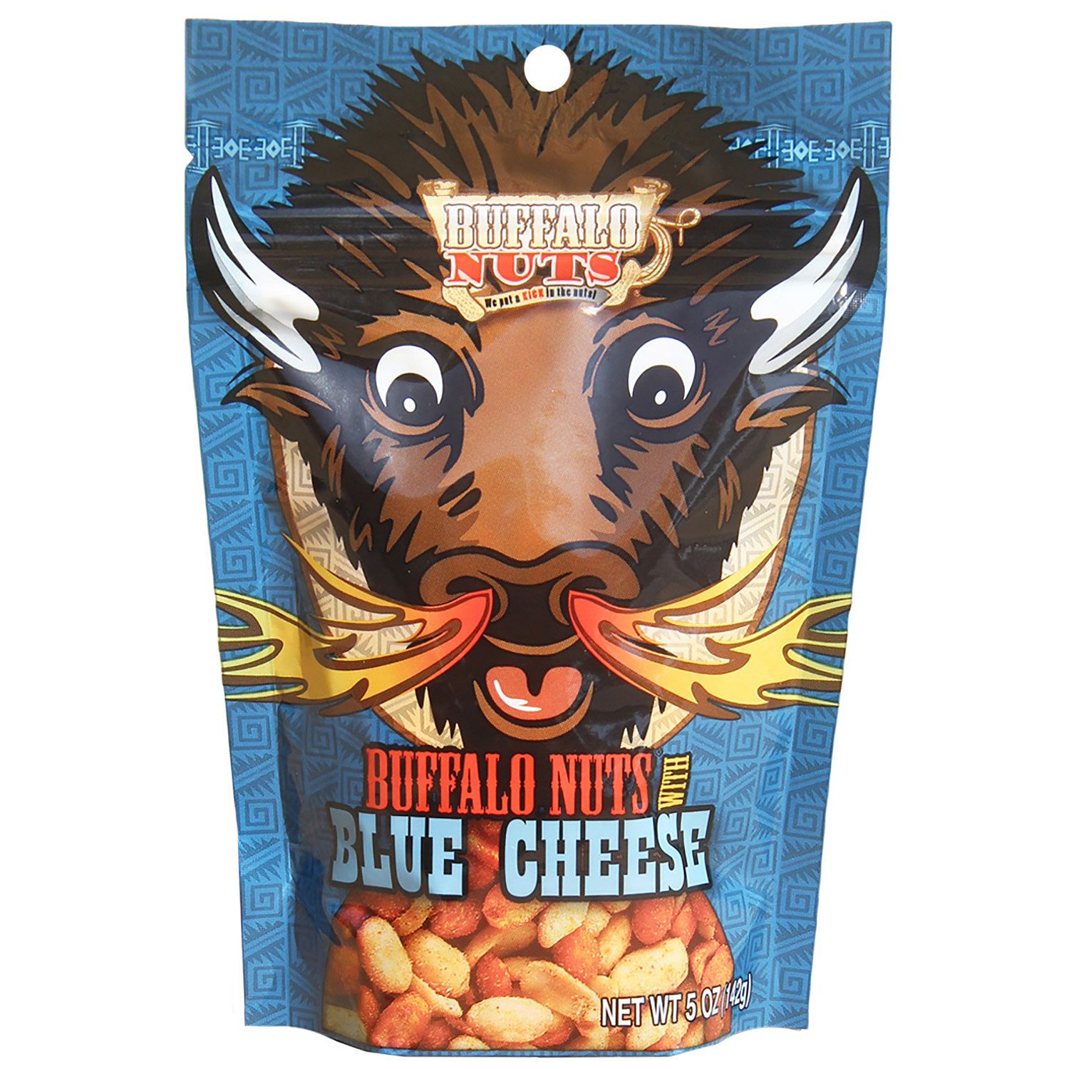 Buffalo Nuts Blue Cheese Variety (5 oz. bags, 12 ct.) by