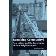 Remaking Community? - eBook