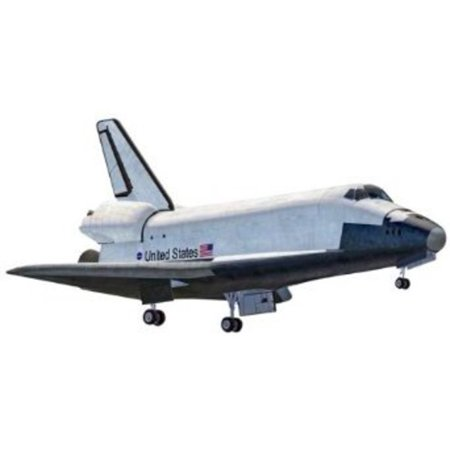 Revell Space Shuttle Plastic Model Kit - Walmart.com