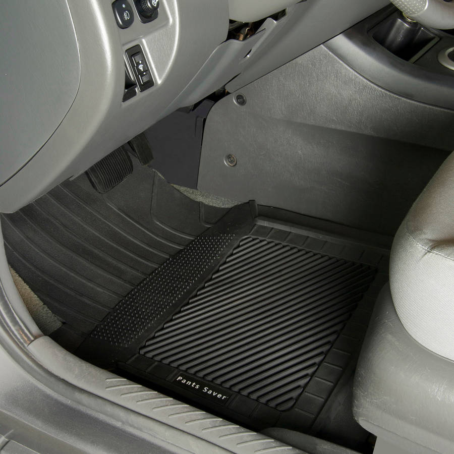 PantsSaver Custom Fit Car Mat 4PC 0914122 Gray