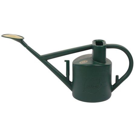 Green Plastic Watering Can - Haws Practican 1.6 gal Outdoor Plastic Watering Can, Green V120