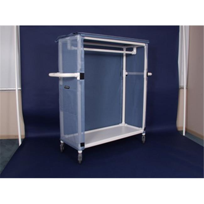 Anthros Medical G4810-4H Cart, Garment, 48 in. Hanger Rod...