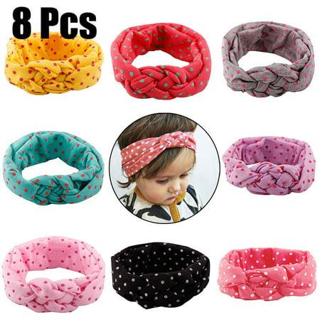 Coxeer - Polka Dot Headbands 2ed05c01ffc