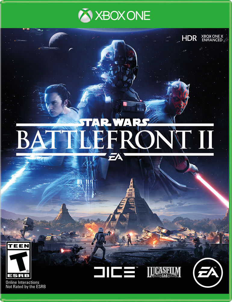 Star Wars Battlefront 2, Electronic Arts, Xbox One, 014633735321 by Electronic Arts