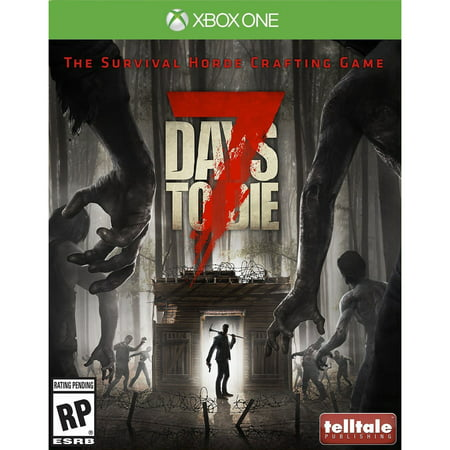 Telltale Games 7 Days To Die - Pre-Owned (Xbox (Xbox One 7 Days To Die Seeds)
