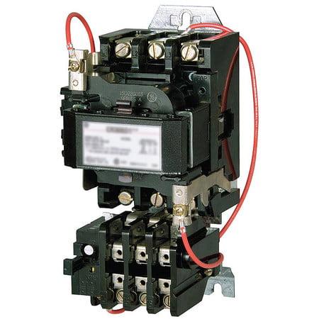 GE CR306A102 Magnetic Motor StarterNEMA120V3P9A