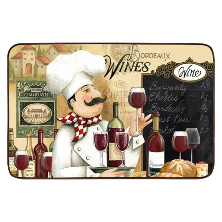Whisk Designer Chef DC39 Wine Chef Kitchen (Designer Mat)