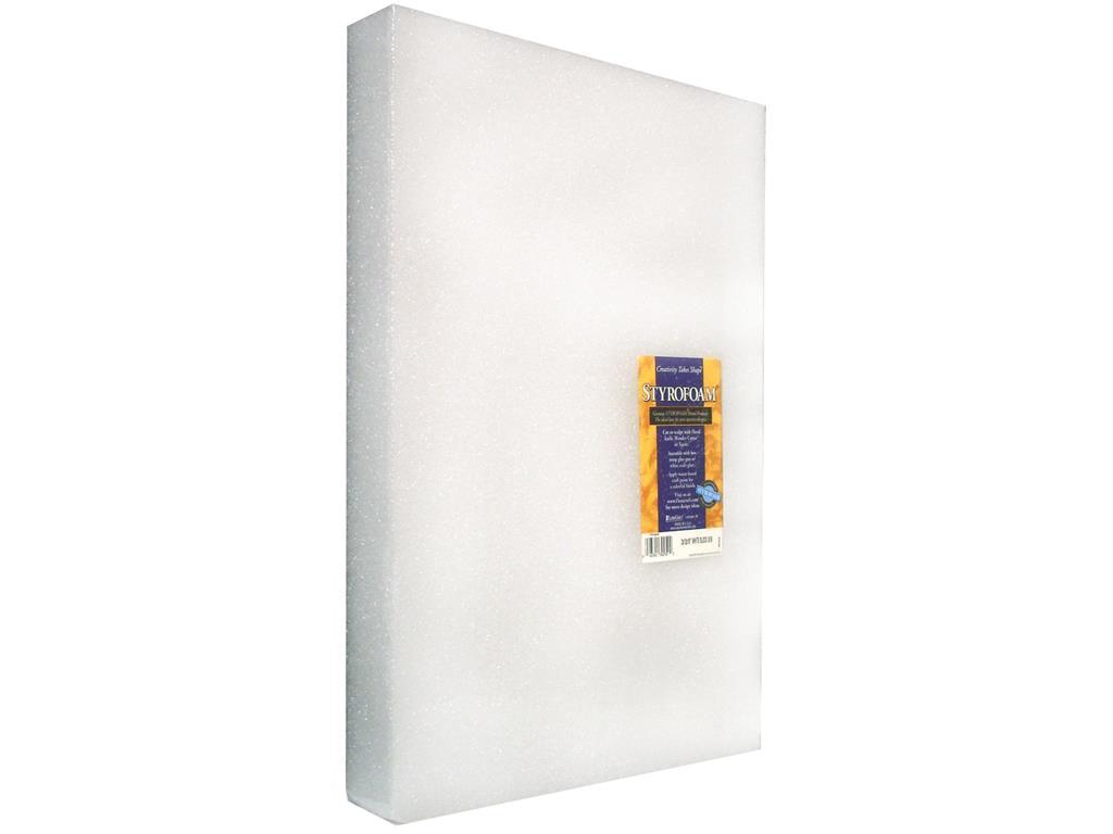 "Styrofoam Block-12/""x10/""x1.1875/"""
