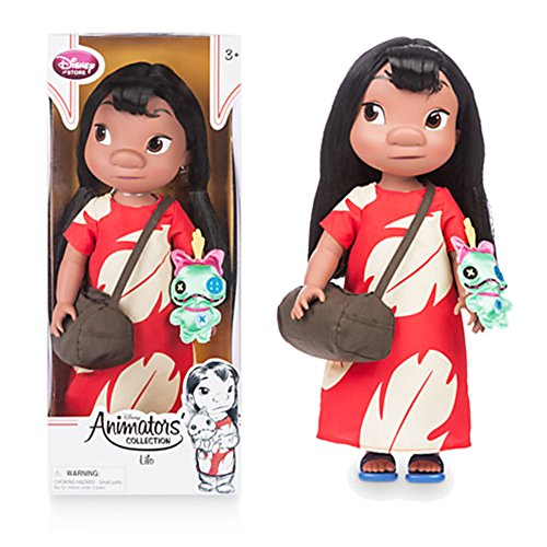 Disney Animators' Collection Lilo Doll - Lilo and Stitch - 16'' - New