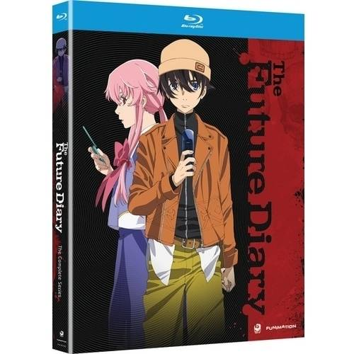 The Future Diary: The Complete Series (Japanese) (Blu-ray) (Widescreen)