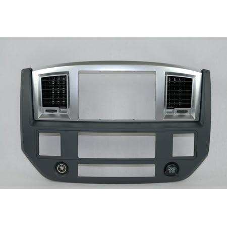 Dodge CHRYSLER OEM Ram 3500 Instrument Panel Dash-Center Bezel Trim - Center Dash Trim Bezel