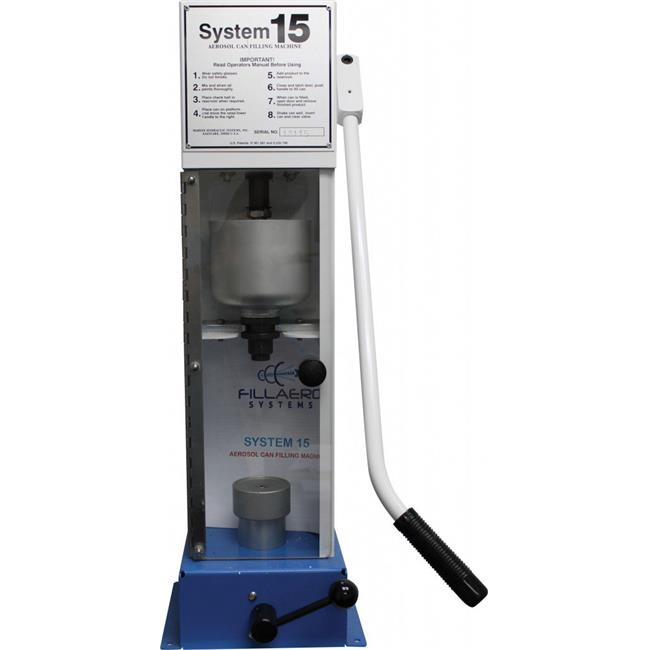Seymour of Sycamore Z-1501 Spray Match No Clean Custom Fill Machine