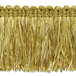 Expo Int'l 10 yards of Chenille Fiber Brush Fringe Trim