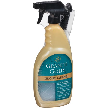 Granite Gold  Grout Cleaner Stone Care 24 Fl  Oz  Trigger Spray