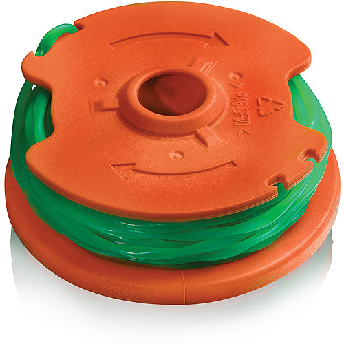 "WORX Replacement 0.08"" x 20' Twisted Trimmer Line for WG168 and WG190 Grass Trimmers"