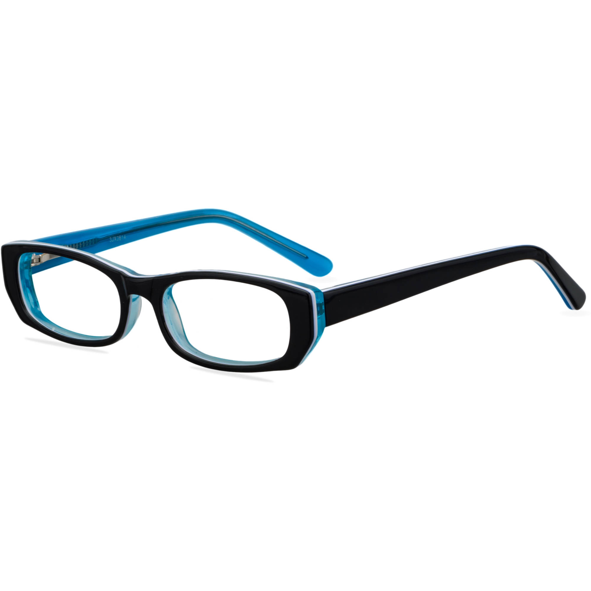 Contour Youths Prescription Glasses, FM11369 Black/Blue - Walmart.com at Walmart - Vision Center in Lewisburg, TN | Tuggl