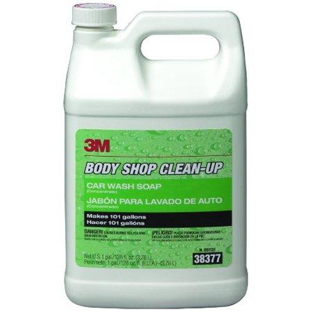 3m 3M-38377 Body Shop Clean-up Car Wash Soap 38377, 1