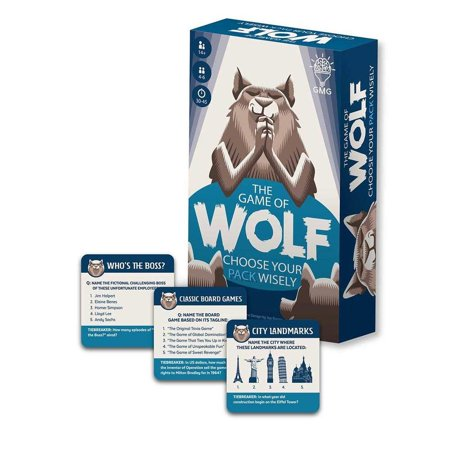 The Game of Wolf](States Of Matter Games)
