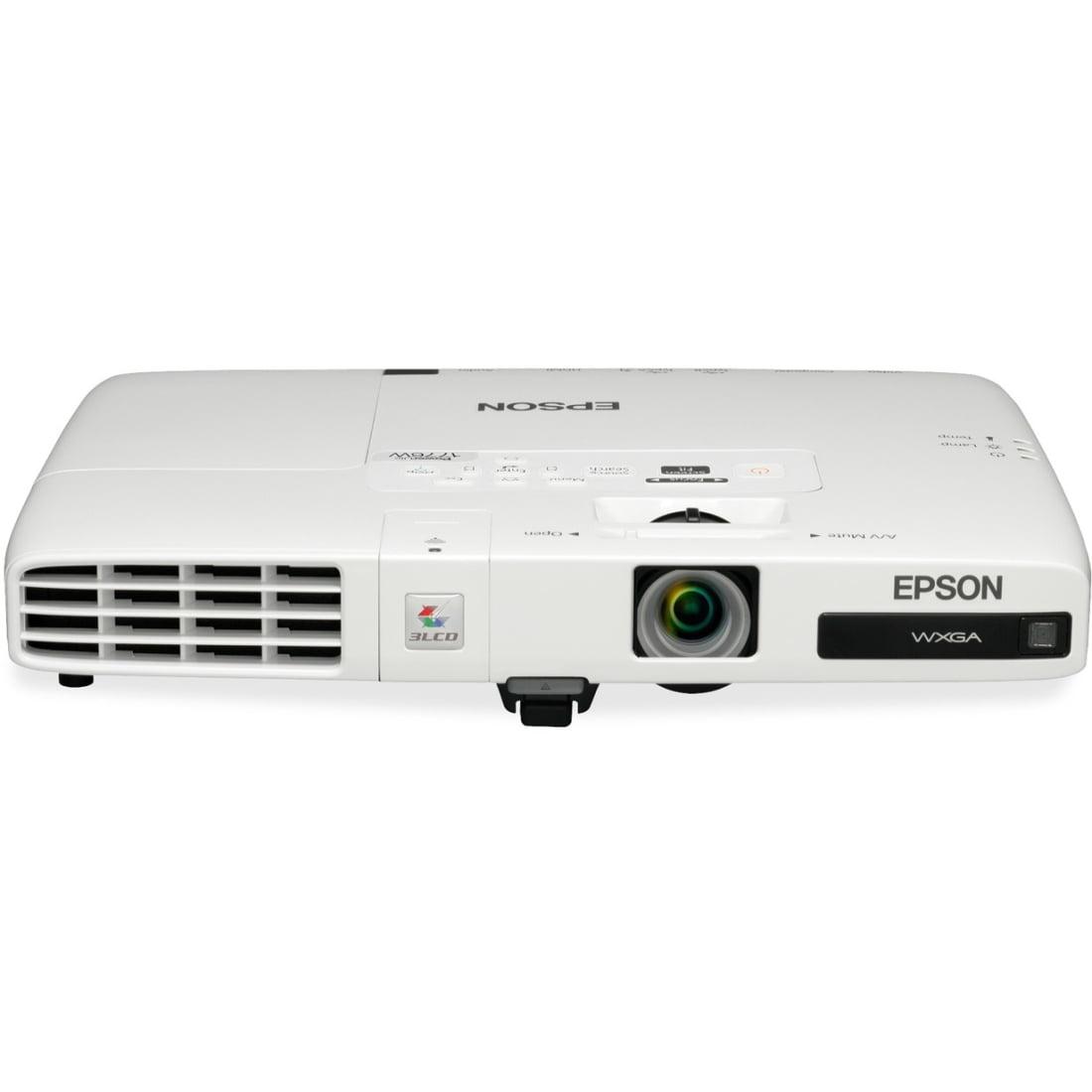 Epson PowerLite 1776W Widescreen Business Projector