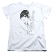 the l word looking shane today womens short sleeve shirt