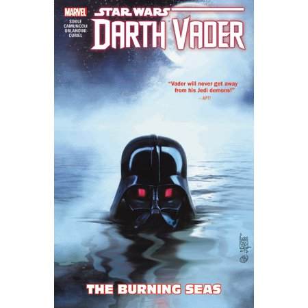 - Star Wars: Darth Vader - Dark Lord of the Sith Vol. 3: The Burning Seas (Paperback)