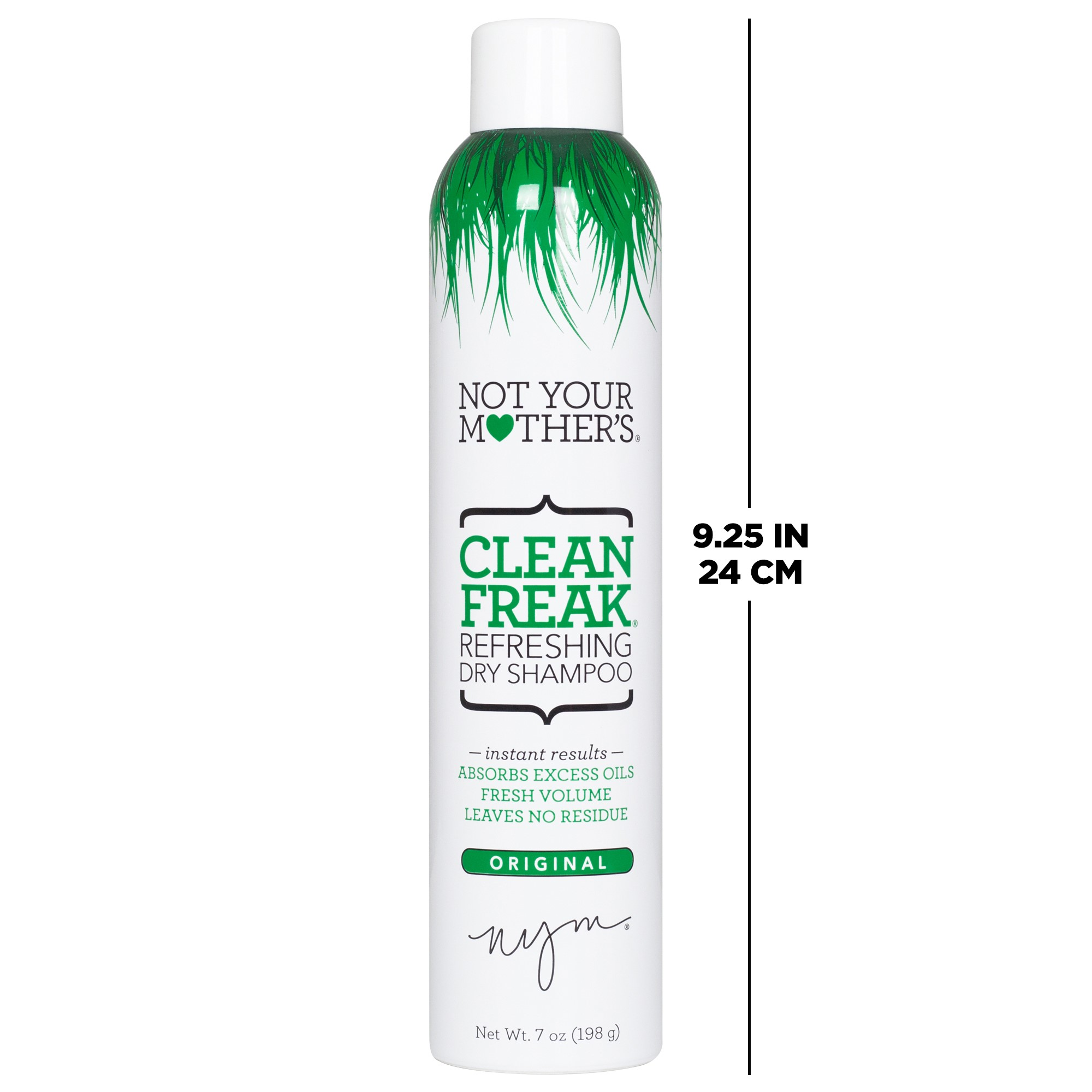 dda640d45f0 Not Your Mother s Clean Freak Refreshing Dry Shampoo