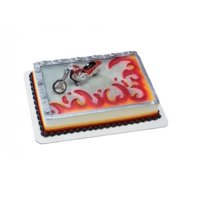 Product Image Wal Mart Bakery Red Hot Chopper DecoSet