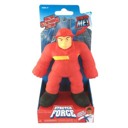 Stretch Force Fireman - Toy Firemen