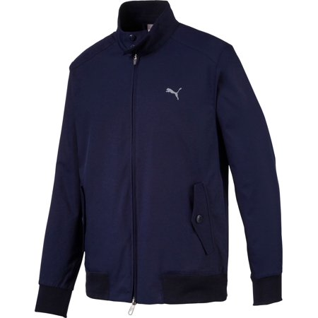 NEW Puma Causeway British Open Peacoat Golf Jacket Mens Extra Large (XL)