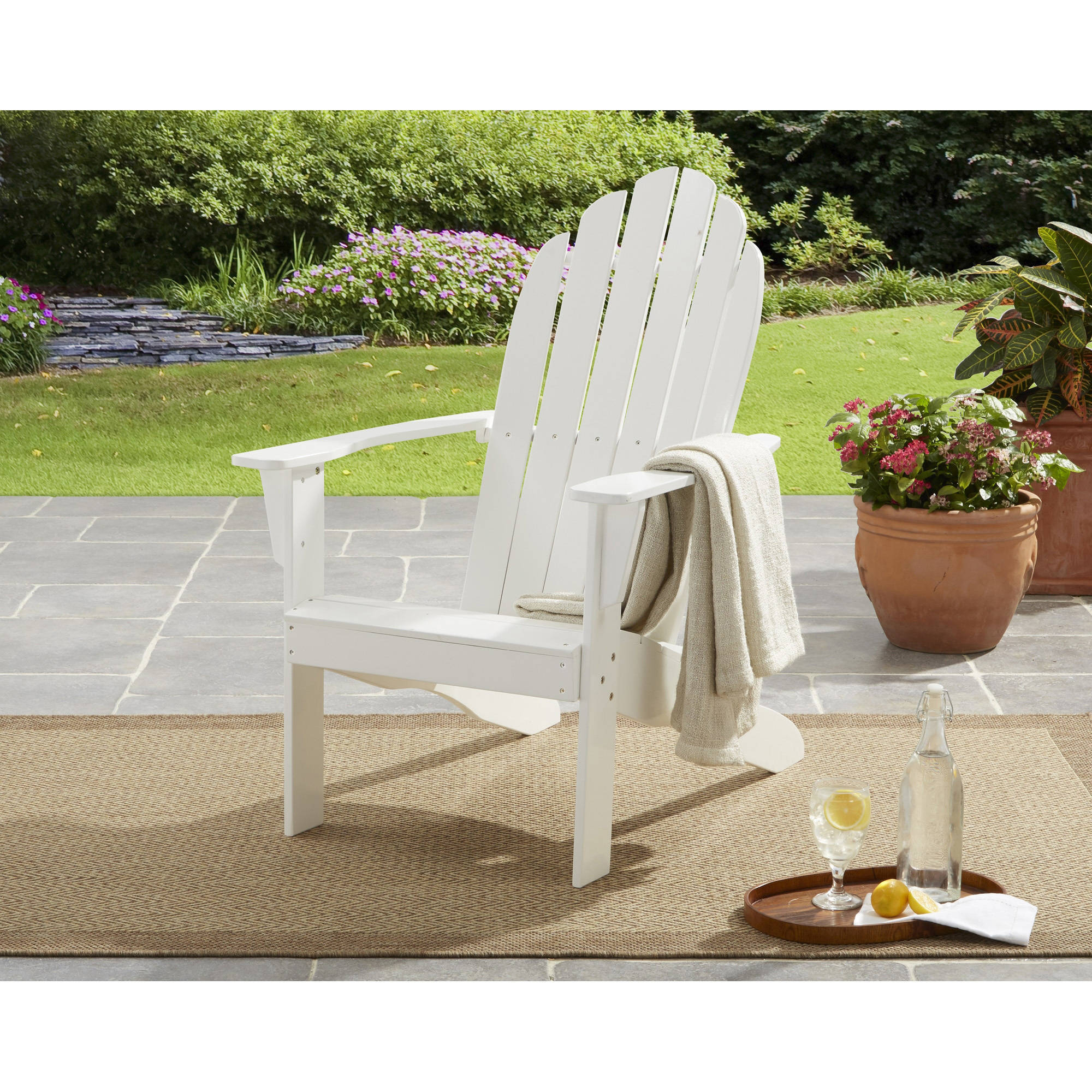 Mainstays Adirondack Chair Walmart
