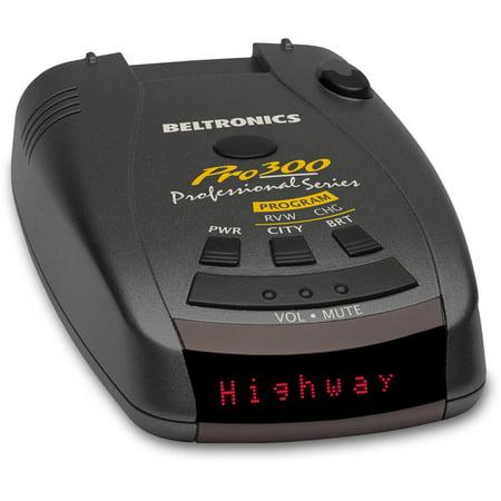 Beltronics Pro 300 Radar Detector