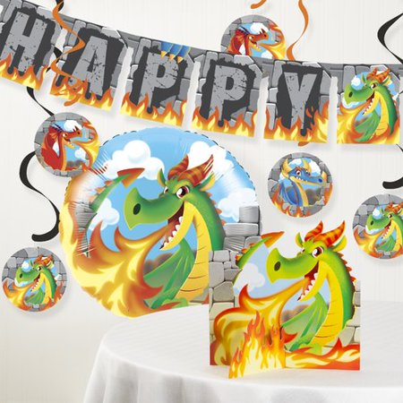 The Party Aisle Dragon Birthday Party Decoration - Wedding Aisle Decoration Ideas