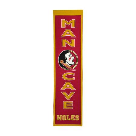 Florida State Seminoles Deluxe Grill (Winning Streak - NCAA Man Cave Banner, Florida State)