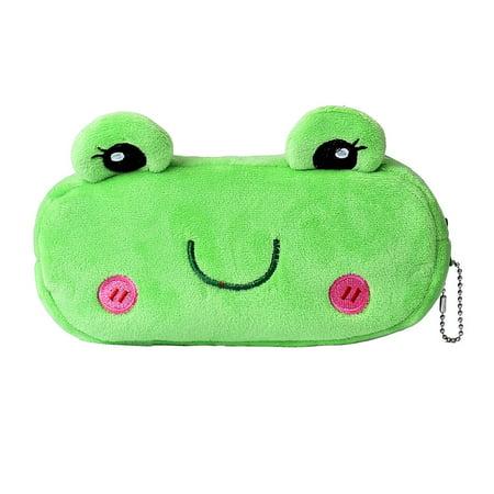 Cartoon Pencil Case Plush Large Pen Bag For Kids GN](Kids Pencil Case)