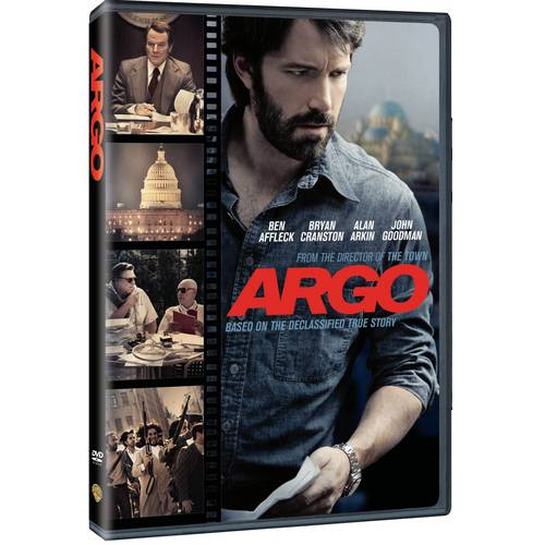 Argo (DVD + UltraViolet) (With INSTAWATCH) (Widescreen)