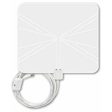 FlatWave Amplified Razor-Thin HDTV Indoor Antenna