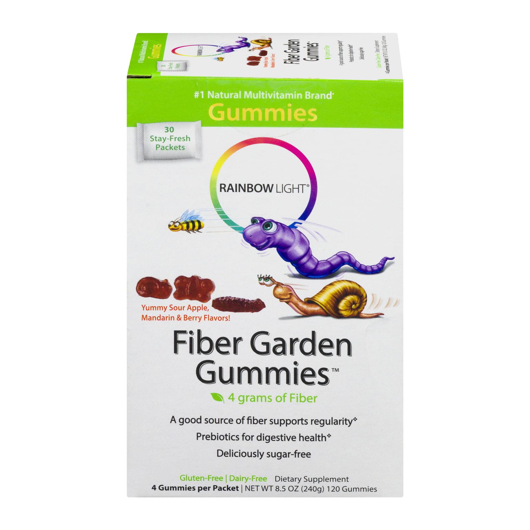 Rainbow Light Fiber Garden Gummies™ 30 pk box