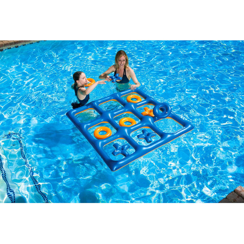 Poolmaster Tic Tac Toe