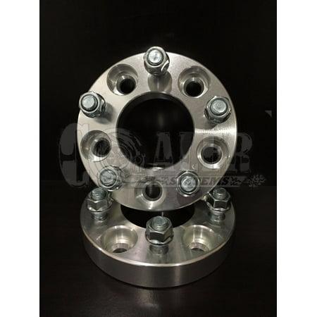 "2 1.25"" Wheel Spacer Adapters 74mm 5x120mm to 5x114.3mm   Cadillac Eldorado"