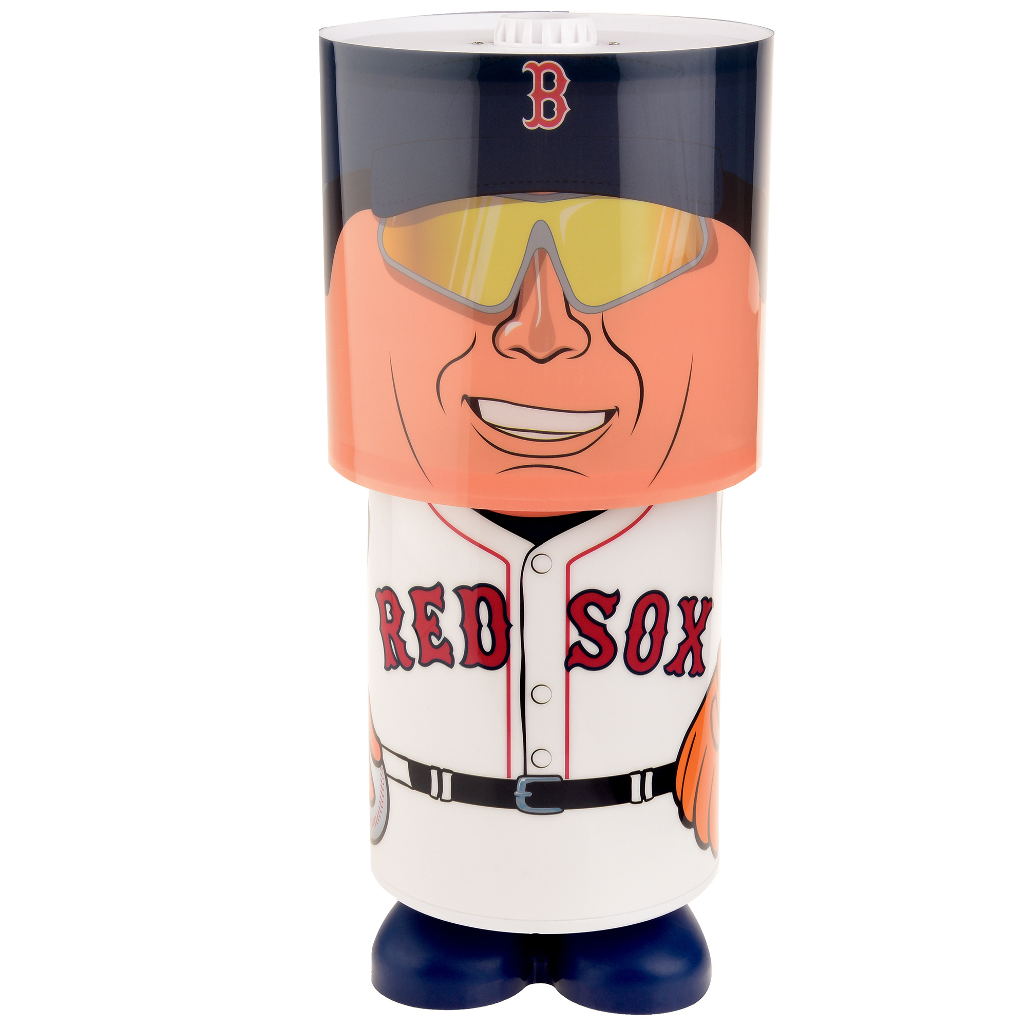 Forever Collectibles Boston Red Sox Rotating Desk Lamp - No Size