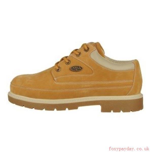 Men Slip Resistant Mission SR Gold Wheat/Cream/Gum Casual Boot MMISSK-7431