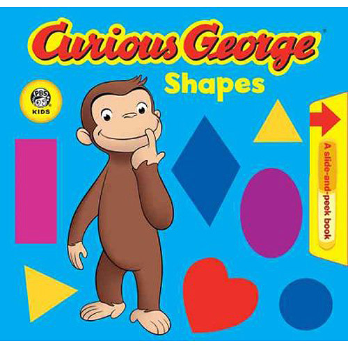 Curious George Shapes