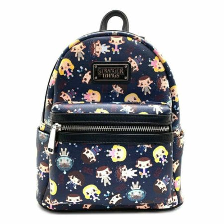 Loungefly - Loungefly Stranger Things Eleven Mini Backpack