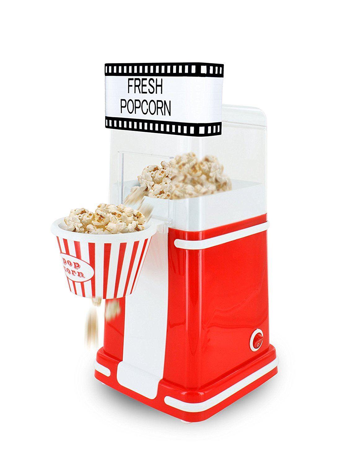 Smart Planet Mtp 1 Movie Theater Style Popcorn Maker Walmart Com Walmart Com